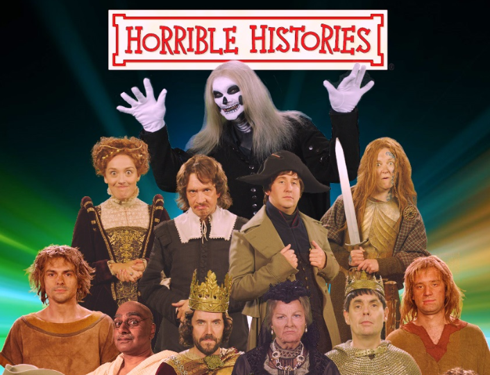 Image result for horrible histories